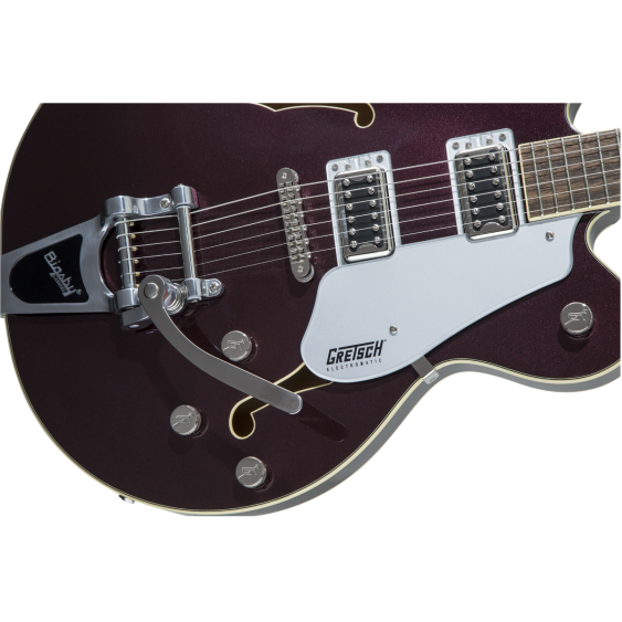 Gretsch G5622T Electromatic Electric Guitar with Bigsby, Dark Cherry Metallic -B