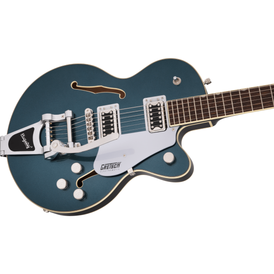 G5655T Electromatic Center Block Jr. Electrc Guitar w/Bigsby, Jade Grey Metallic