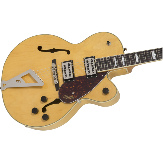 G2420 Streamliner™ Hollow Body electric guitar with Chromatic II,  Village Amber