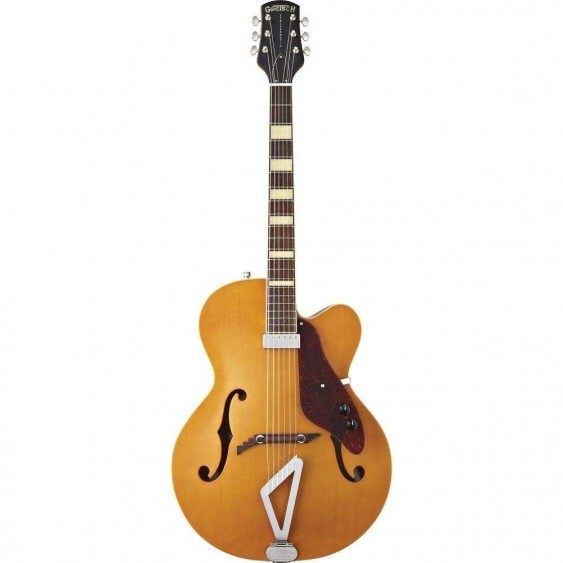 Gretsch Model G100CE Synchromatic Archtop Single-Cutaway Electric Guitar - Demo