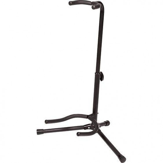 Hamilton KB301G Stage Pro Tubular Tripod Stand Acoustic, Electric, Bass Guitar