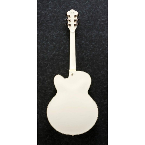Ibanez AF75TDGIV Artcore Series Ivory Finish Semi Hollow Body Electric Guitar