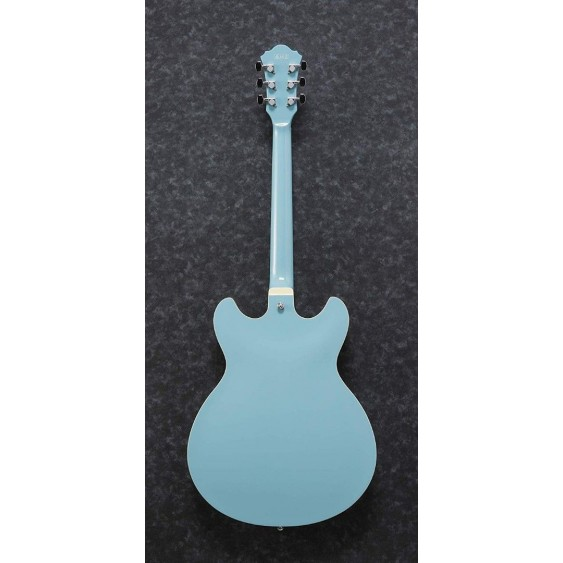 Ibanez  AS63MTB Artcore Vibrante Semi Hollow Electric Guitar in Mint Blue