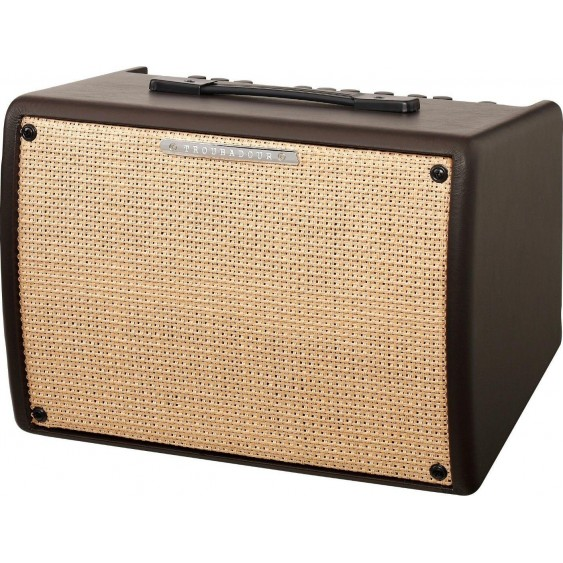 Ibanez T30II Troubadour II Acoustic Guitar Combo Amplifier with Chorus in Brown