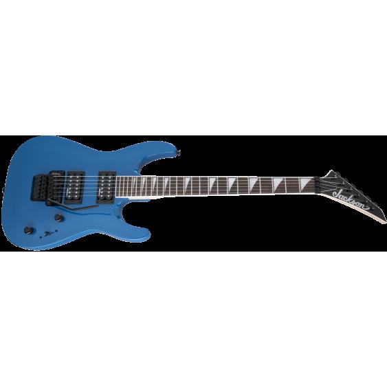 Jackson JS32 Dinky Electric Guitar Bright Blue Amaranth Fretboard w/Floyd