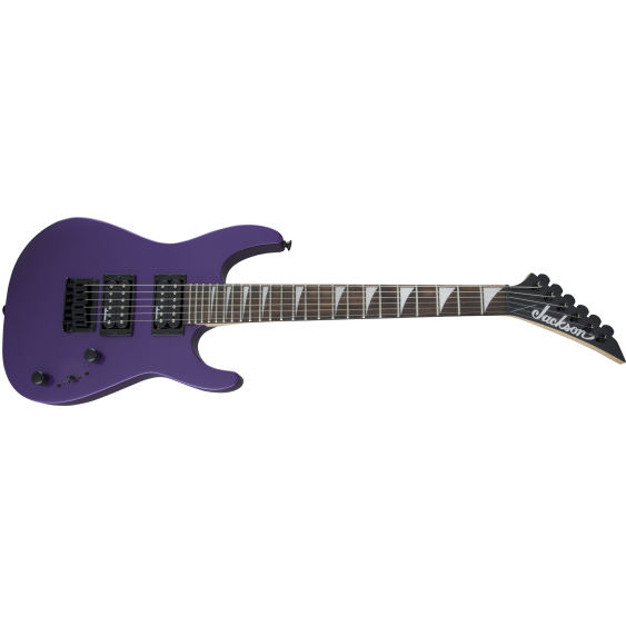 Jackson JS Series Dinky Minion JS1X, Amaranth Fingerboard, Pavo Purple with Bag