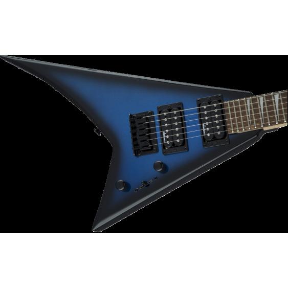 Jackson RR Minion JS1X Rhoads Mini Electric Guitar Metallic Blue Burst with Bag