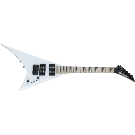 Jackson JS Series Randy Rhoads Minion JSX1 Electric Guitar Snow White with Bag