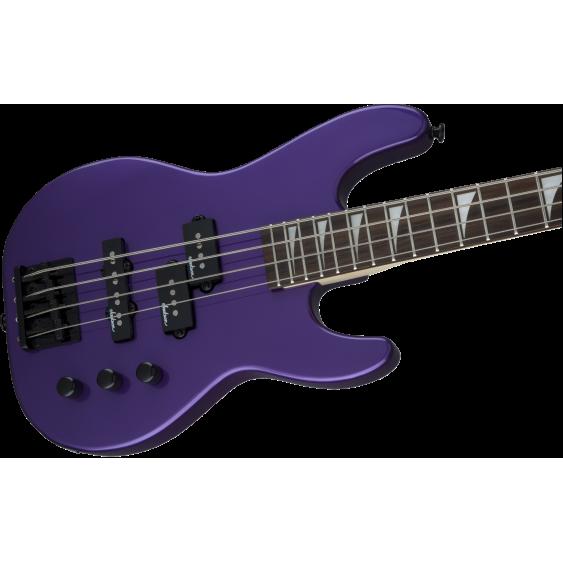 Jackson JS Series Concert Bass™ Minion JS1X, Amaranth Fingerboard, Pavo Purple