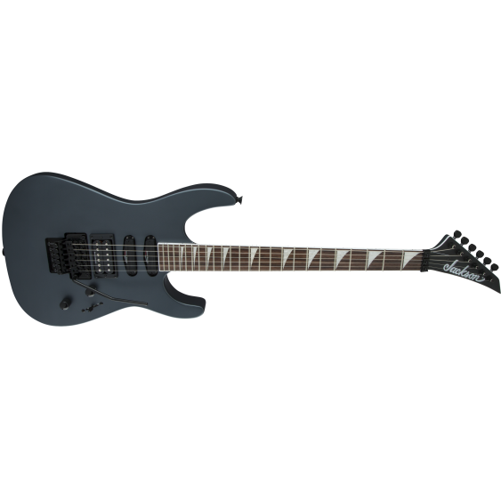 Jackson SL3X X Series Soloist Electric Guitar w/Floyd Rose in Satin Graphite