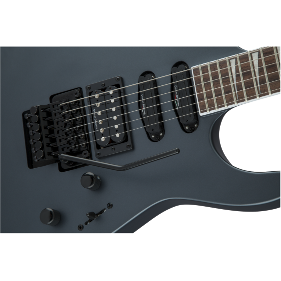 Jackson SL3X X Series Soloist Electric Guitar w/Floyd Rose in Satin Graphite