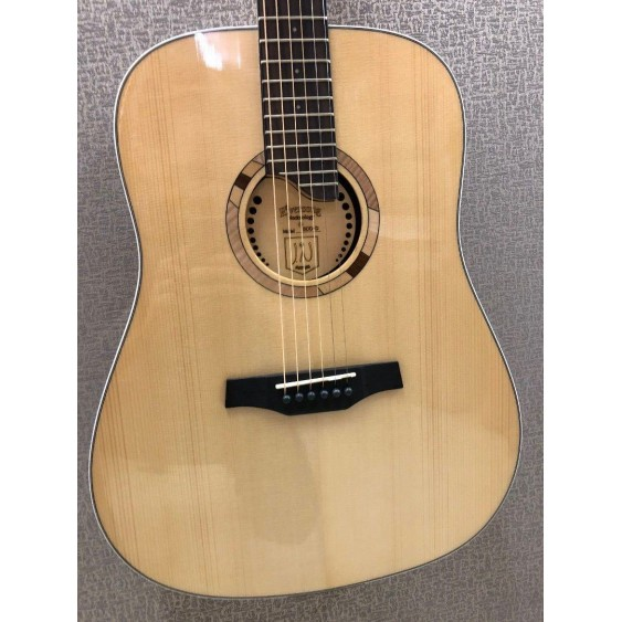 James Neligan SCO-D Scotia Acoustic Dreadnought Guitar w/Riversong System #B293