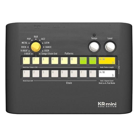 Korg KR Mini Rhythm Machine Model KR-MINI  - Store Demo