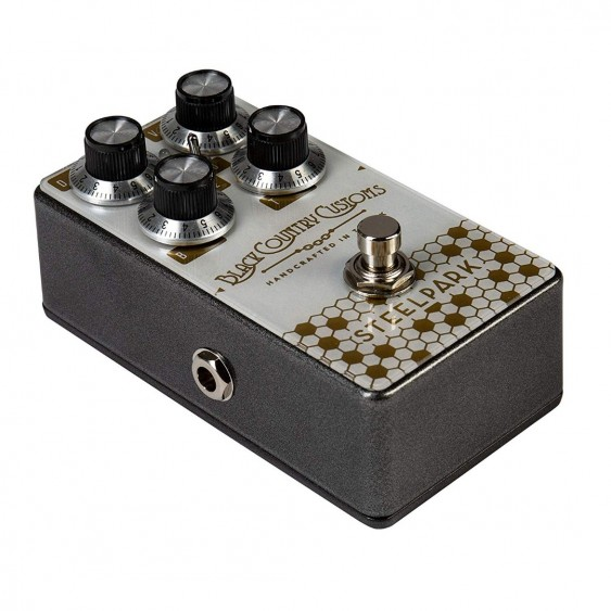 Laney Black Country Customs Steelpark Boutique Boost Pedal - Made in England