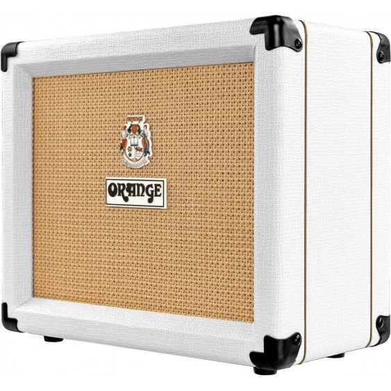 Orange CRUSH 20 White LTD 50th Anniversary Twin Channel Combo Guitar Amplifier