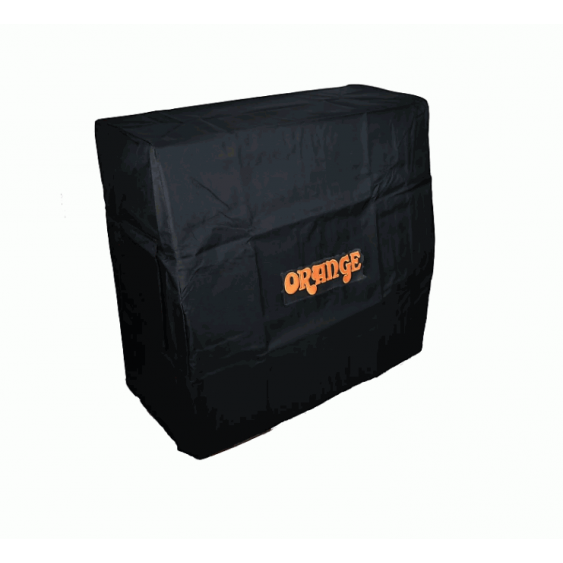 Orange Amplifiers CVR-412A Heavy Vinyl Protective Cover for PPC412 Angled Cabinet
