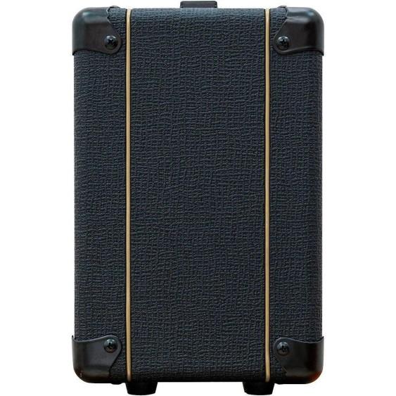"Orange PC108 Black 1"" x 8"" speaker Cabinet - Perfect for use with the Micro Dark"
