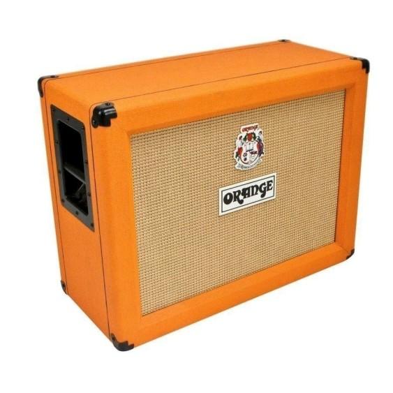 Orange Model PPC212OB - Open Back 2x12 Speaker Cabinet w/Celestion V30s - New