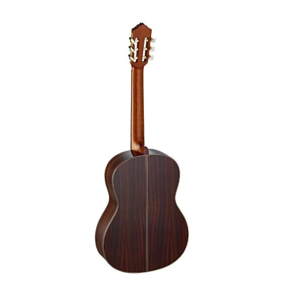 Ortega Guitars R158SCMN Nylon 6-String Guitar, Solid Top, Rosewood Body -New Discontinued