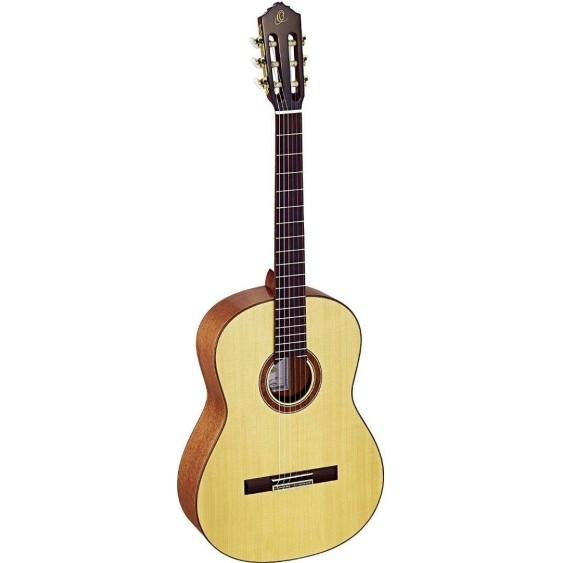 Ortega M38CS All Solid Custom Master Series - Classical Acoustic Guitar -NEW