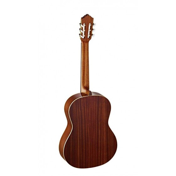 Ortega Guitars R138SCMN Feel Series Short Scale Nylon 6-String Guitar -New Discontinued