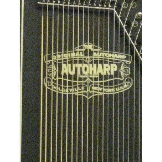 Oscar Schmidt OS73C 1930s Reissue 21 Chord Classic Style Autoharp Satin Finish