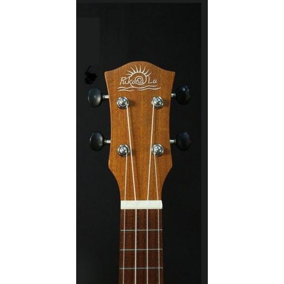 PukanaLa Model PU11S Soprano Ukulele with Mahogany Top, Back and Sides -Blem P32
