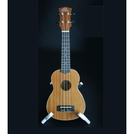 PukanaLa Model PU21S Soprano Ukulele with Mahogany Top, Back and Sides -Blem P12