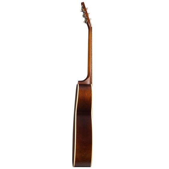 Seagull S6 Original Slim Burnt Umber Acoustic Electric Solid Top Guitar 041848