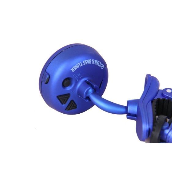 Snark SN-1 Clip On Chromatic Guitar & Instrument Tuner Tap Tempo Metronome SN1