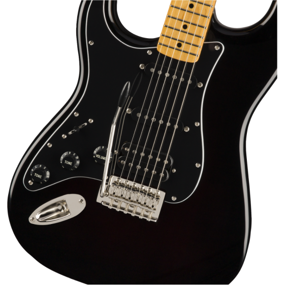 Fender Squier Classic Vibe Series '70s Stratocaster HSS Left-Handed, Maple Neck