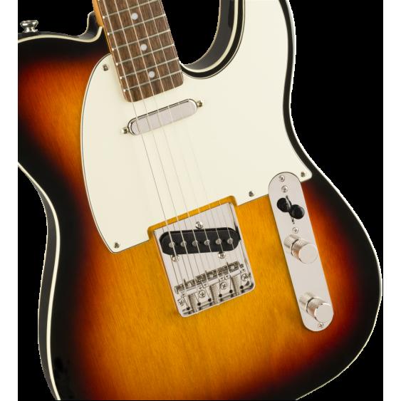 Fender Squier Classic Vibe '60s Custom Telecaster, Electric Guitar - Sunburst