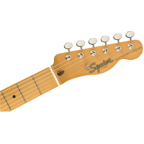 Fender Squier Classic Vibe 60's Telecaster Thinline Electric Guitar Natural