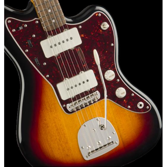 Fender Squier Classic Vibe '60s Jazzmaster Electric Guitar 3-Tone Sunburst -DEMO