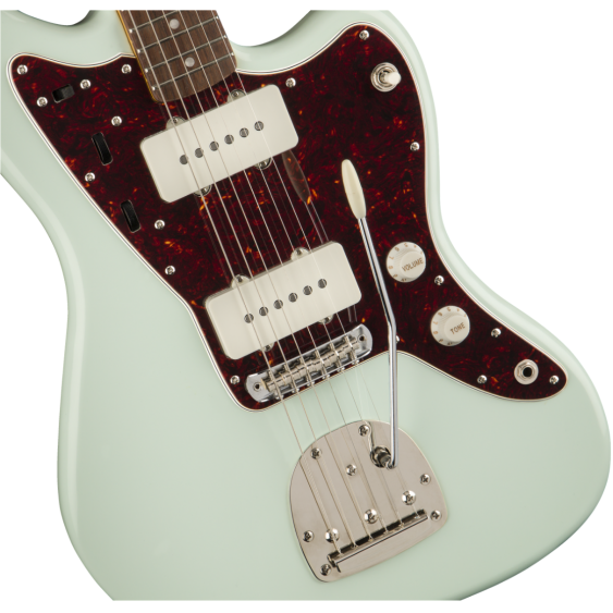 Fender Squier Classic Vibe '60s Jazzmaster Electric Guitar in Sonic Blue