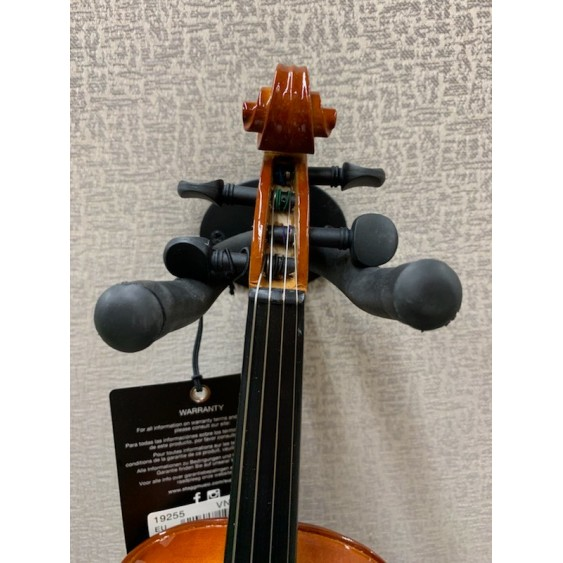 Stagg Model VN-1/8 - 1/8 Size Solid Maple Violin with case, bow and accessories