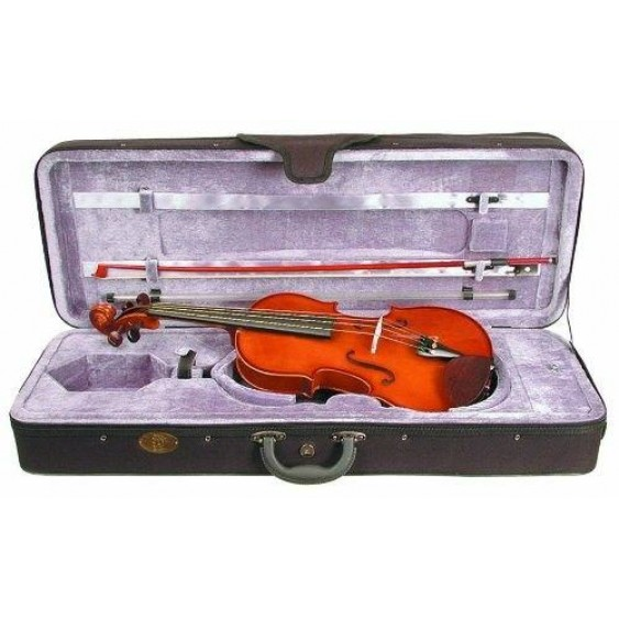 Stentor 1038-14 Student Viola Outfit, 14-Inch with Bow, Case, Rosin & More
