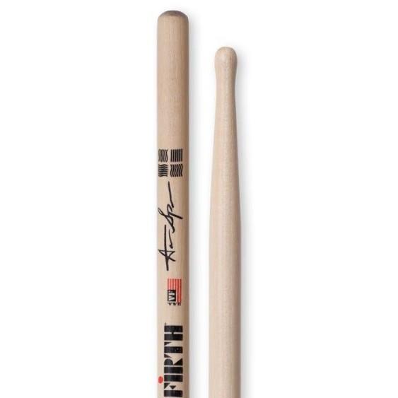 Vic Firth Aaron Spears Model SAS  Signature Drum Sticks - 1 pair