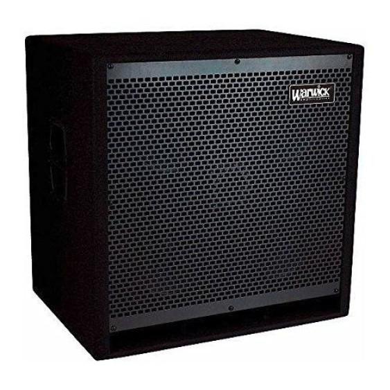"Warwick WCA115 LW 300W 1x15 Bass Speaker Cabinet w/2"" Horn Bass Cab - Blem #F931"
