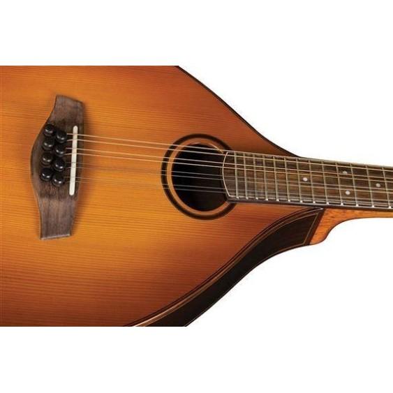 Washburn LTD TCMC43SWK Timeless Collection Celtic Style Mandolin with Case -BLEM