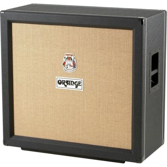 orange ppc412 bk 4x12 celestion straight guitar speaker cabinet w stagg cable. Black Bedroom Furniture Sets. Home Design Ideas