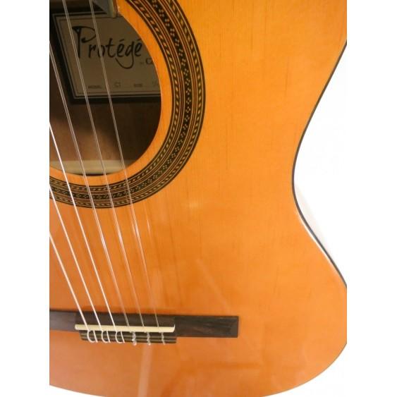 Cordoba Protege C1 3/4 Size Acoustic Nylon String Guitar w/Bag - Blem #A424