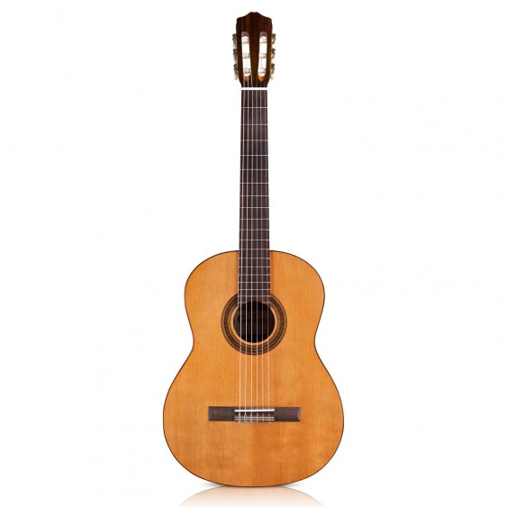 Cordoba C5 Ltd Edition Flamed Mahogany Nylon-String Classical Guitar -Blem #N419