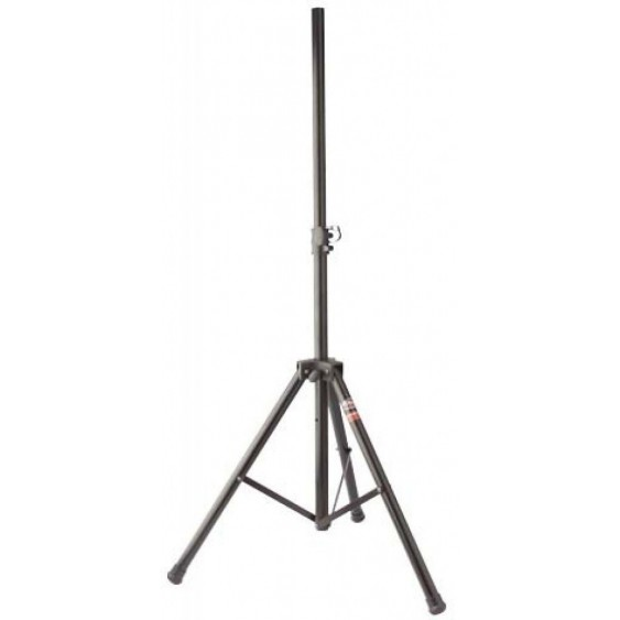 2 Stagg SPSA1020BK Heavy Duty Steel Speaker Stands - SHIPS FREE ! - SALE