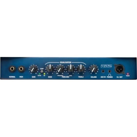 Laney Model RB2 Richter 30 Watt 1x10 Electric Bass Guitar Combo Amplifier