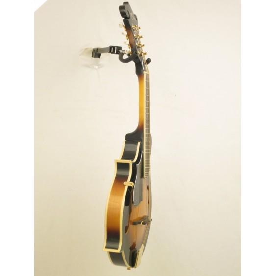 Oscar Schmidt Model #OM40LH Left-Handed Florentine Spruce Top F-Style Mandolin