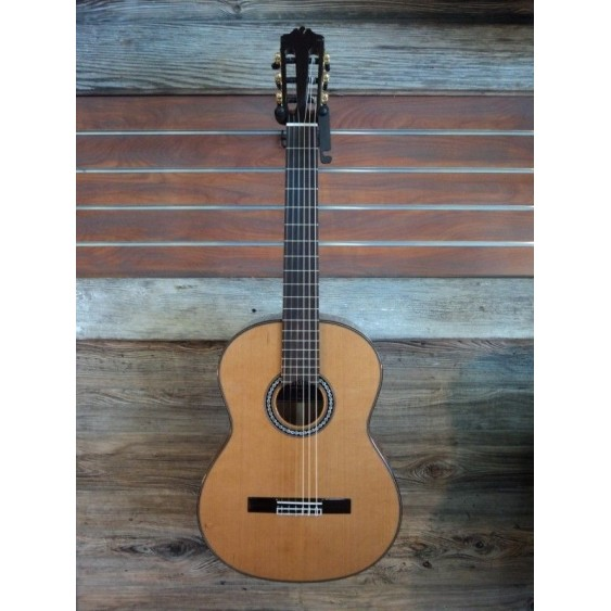 Cordoba C9 PARLOR CD nylon string Acoustic classical guitar Blem #LJ4