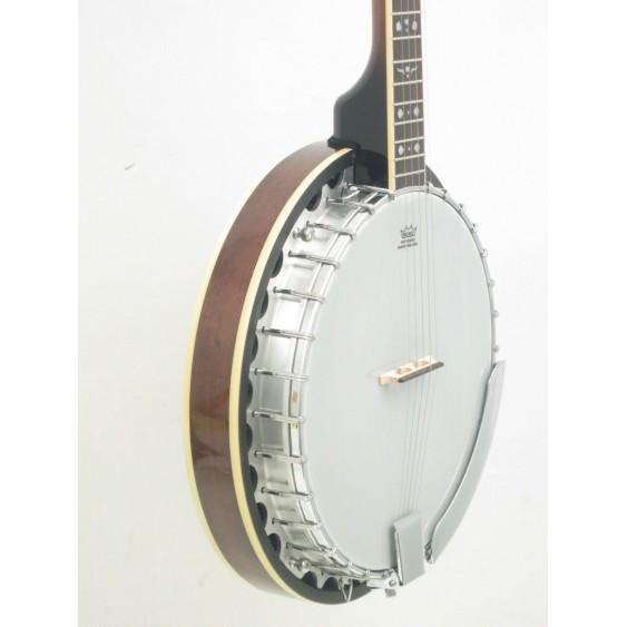 Oscar Schmidt OB5LH - Left Handed 5-String Banjo w/Geared 5th String Tuner