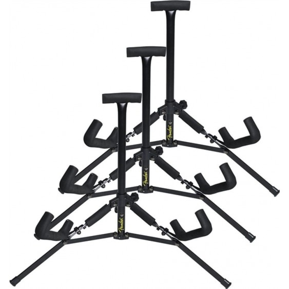 3 Pack of Fender® Mini Acoustic Guitar Stands - #0991812003 - Great X'mas Gift !