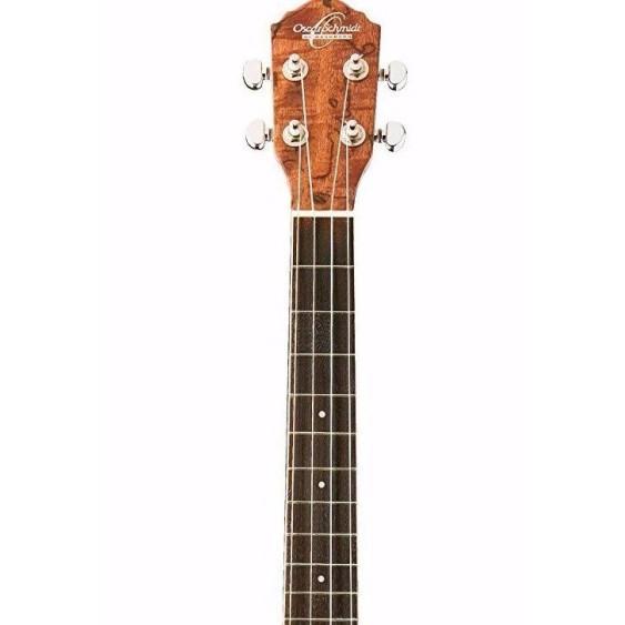 oscar schmidt model ou58 baritone size acoustic 4 string spalted mango ukulele. Black Bedroom Furniture Sets. Home Design Ideas